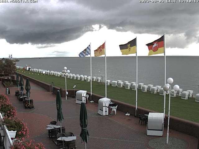 Webcam Hotel Seerose in Wilhelmshaven